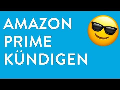 Amazon Prime kündigen - in nur 2 Minuten erledigt!