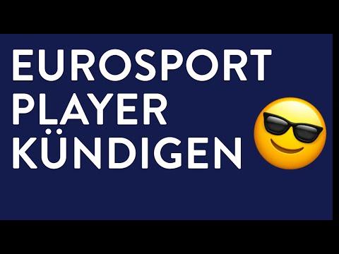 Eurosport Player kündigen - in genau 1 Minute erledigt!