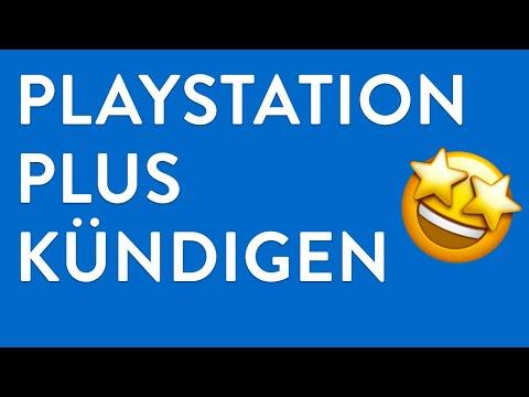 PlayStation Plus kündigen - in genau 1 Minute erledigt!