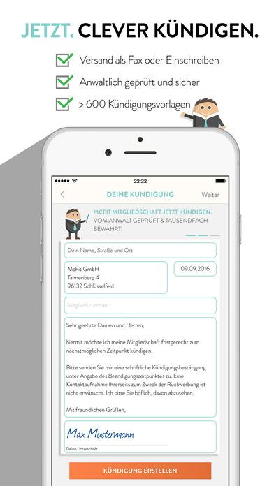 Handyvertrag Online Kündigen Kostenlose Vorlage Zum Download