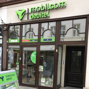 mobilcom-debitel Handyshop