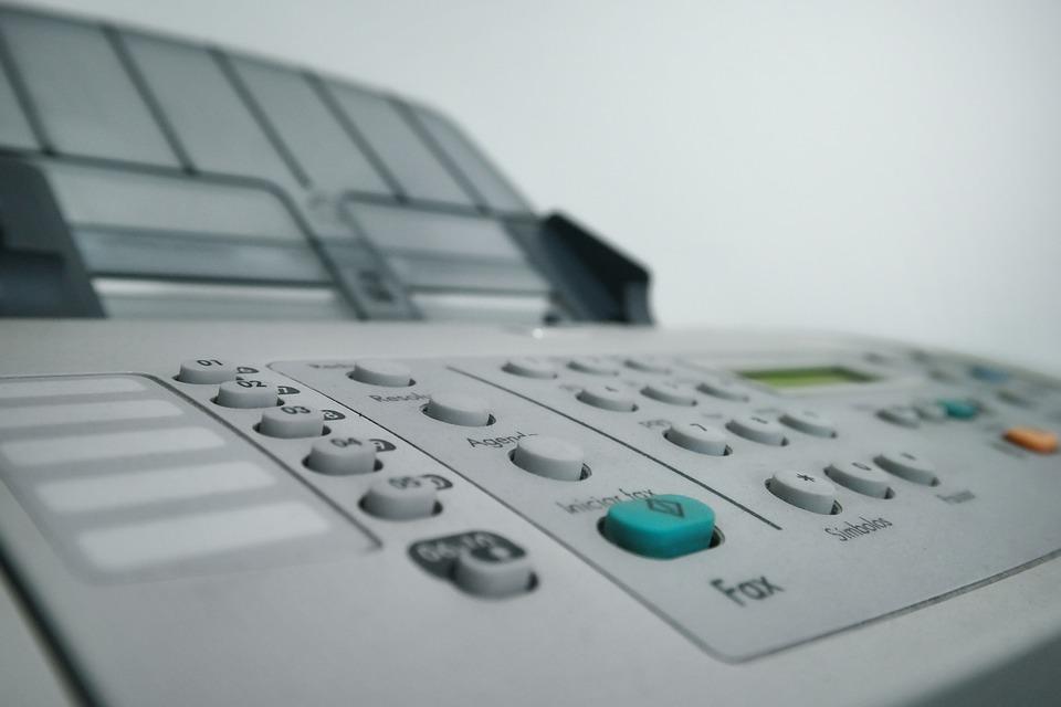 Vodafone Kündigung - Falls es eng wird: Die Kündigung per Fax kommt meistens binnen weniger Minuten an.