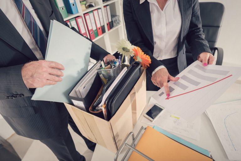 Übergabe des Arbeitsplatzes nach Kündigung