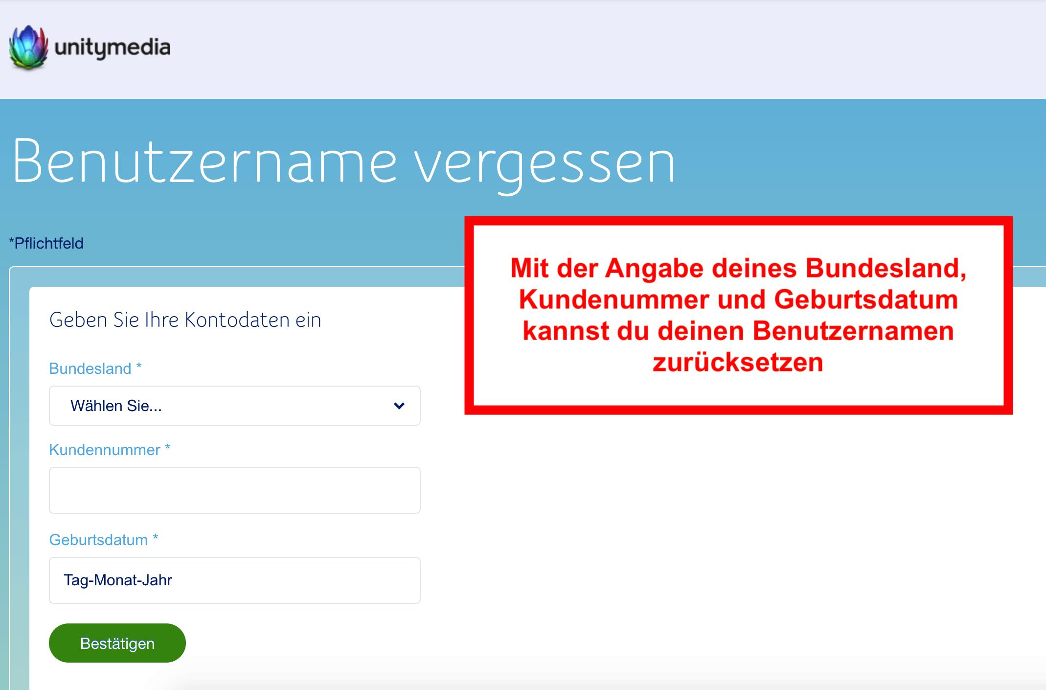 Unitymedia E Mail Einstellungen