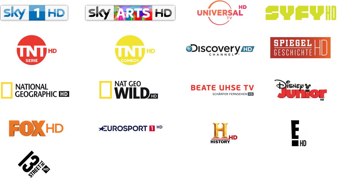Sky Starter HD Sender