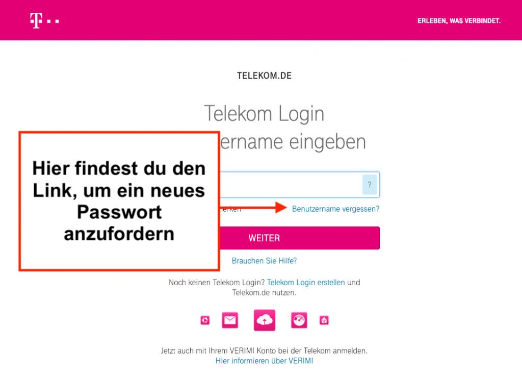 Telekom Login Zum E-Mail Center und Kundencenter Login